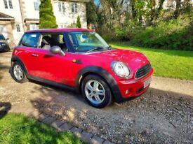 image for Mini, HATCHBACK, Hatchback, 2009, Manual, 1397 (cc), 3 doors