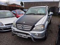 MERCEDES M270 CDi AUTO £995