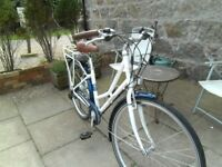 Victoria Pendleton electric bike