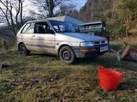 Subaru Justy 4x4