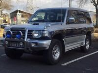 MISTUBUSHI PAJERO 2.8 EXCEED INTERCOOLER*7 SEATER*AUTOMATIC*LONG MOT*LOW MILES*PX WELCOME*DELIVERY