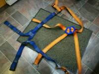 Work safety harness