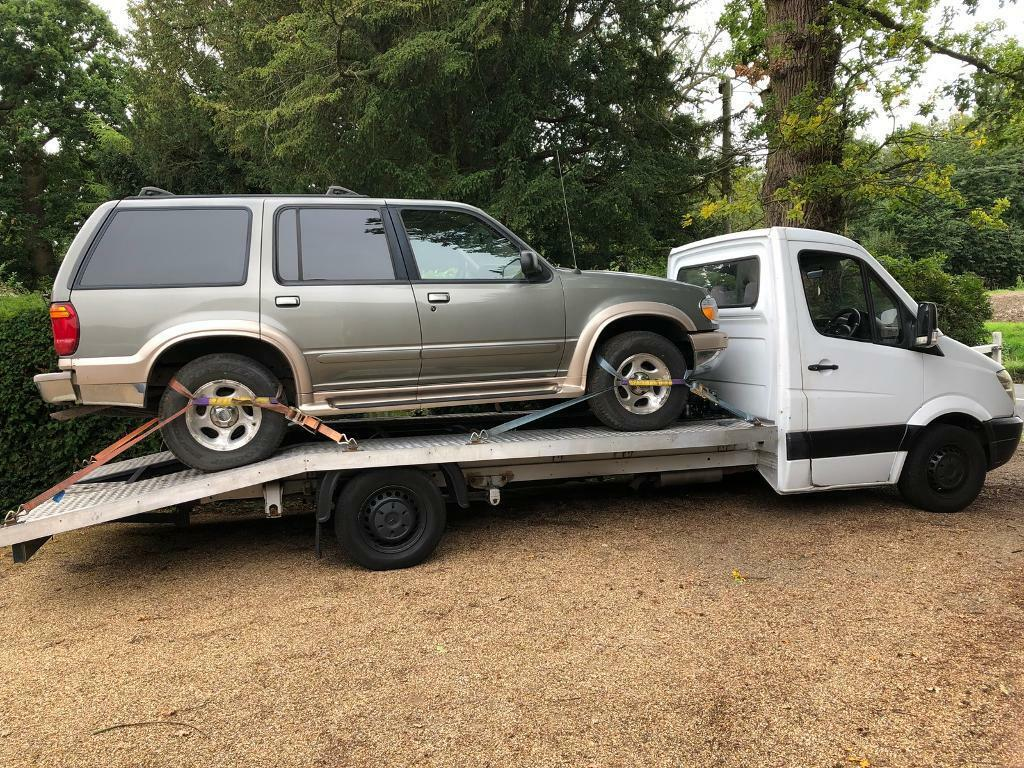 Car breakdown recovery and transport | in Ipswich, Suffolk