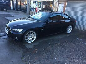 Bmw 320d m sport coupe. Excellent condition 91300 miles.
