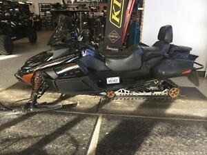 2009 ARCTIC CAT LXR TZ1 TURBO