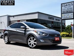 2013 Hyundai Elantra Limited~New Front Pads & Rotors~Nicely Equi