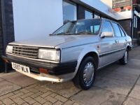 Nissan Sunny 1.3 Spirit GS 4dr ONE FAMILY OWNER FROM NEW
