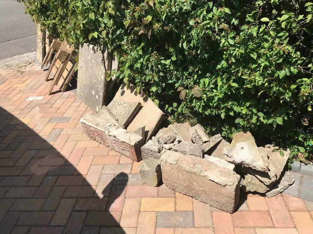 Rubble and pallet wood   in Ely, Cardiff   Gumtree