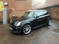 Mini Cooper S - 1.6 - Needs Mot Work