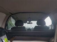 Corsa C van rear saftey cage