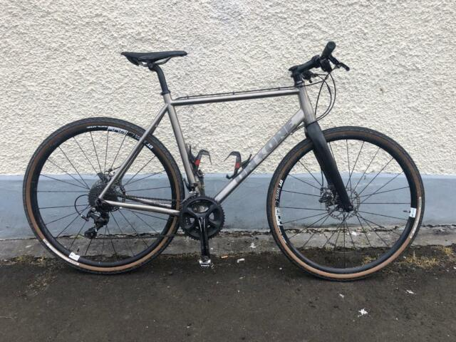 On One Pickenflick titanium gravel bike | in West End, Glasgow | Gumtree
