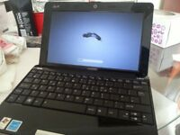 "Asus 1005ha 10"" netbooks good condition JobLot flat CMOS battery main battery good"