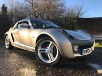 Smart Roadster 80 Automatic Low Mileage Long Mot Drives Great Cheap Insurance And Running Costs!!!