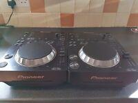 Pioneer CDJ350 pair