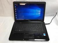 Compaq HD Laptop, 4GB Ram, 250GB, HDMI, Genuine Windows 10, office, Excellent Condition