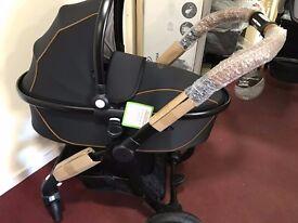 Babystyle Egg Pushchair & Carrycot Espresso Unused Brand New