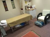 Therapeutic Thai massage, pedicure and manicure