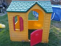 Little tikes country cottage great condition