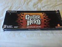 Guitar Hero - PS2 - Good Condition