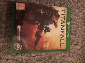 Xbox 1 titanfall