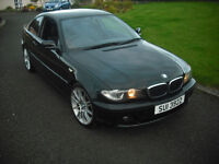 2004 bmw 320 diesel coupe