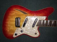1991 Charvel Surfcaster Made in Japan 1st Year Made