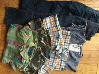 Boys Bundle of Clothes - Age 6-7yrs