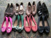 Selection of Ladies Shoes Size 5