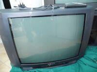 Samsung CI-683CN 1990's television