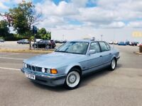 Rare classic bmw 735i 1-owner from new 76k leather fully loaded bargain px swap wel