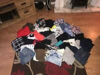 Huge Bundle of Women's Clothes