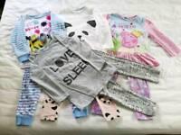 Girls pyjamas for 4-5 years old girls