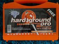 Hard ground awning pegs