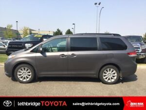 Toyota Certified 2014 Toyota Sienna LE AWD - Please TEXT 403-894