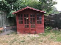 Garden shed. Free and collection only. Must be gone by Saturday!!