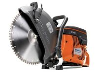 New Husqvarna K 760 Concrete Saw New In Box