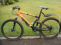 All Trrain/Mountain bike 24-speed