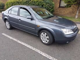 FOR SALE FORD MONDEO PETROL MANUAL