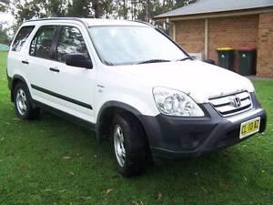 2005 Honda CR-V Wagon CHEAP MANUAL CAR Seaham Port Stephens Area Preview