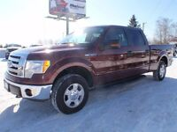 2010 Ford F-150 XLT!! 4X4!! CERTIFIED!!