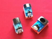 3 x Thomas the Tank Engine toys – used but in good condition