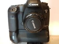 Canon 5d iii - 50mm Lens and 3 Batteries included - £1100