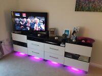 TV Unit or Stand / Storage Unit / Wall Unit - MINT CONDITION
