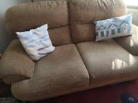 Comfortable 3 seat sofa