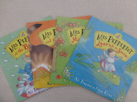 12 Childrens picture books incudes Mrs Pepperpot, collections