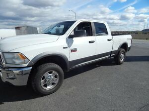 2010 Dodge Ram 2500 ST/SLT/Power Wagon/TRX/Laramie