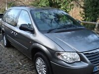 """Chrysler Grand Voyager facelift Limited Edition """"Stow and Go"""""""