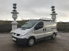 2011 RENAULT TRAFIC 2.0 SILVER DCI 115 3500 KG