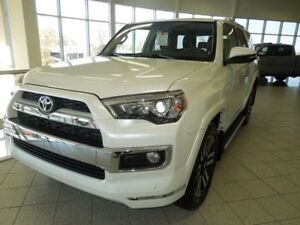 2018 Toyota 4Runner LIMITED 5 PASSAGERS