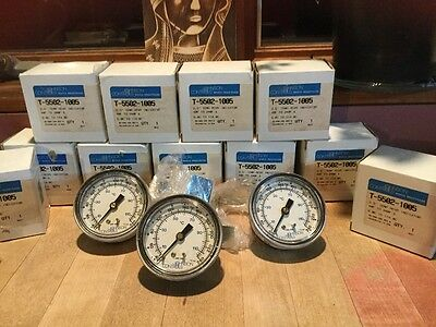 Johnson Controls T-5502-1005 2 12 Pneumatic Thermometer